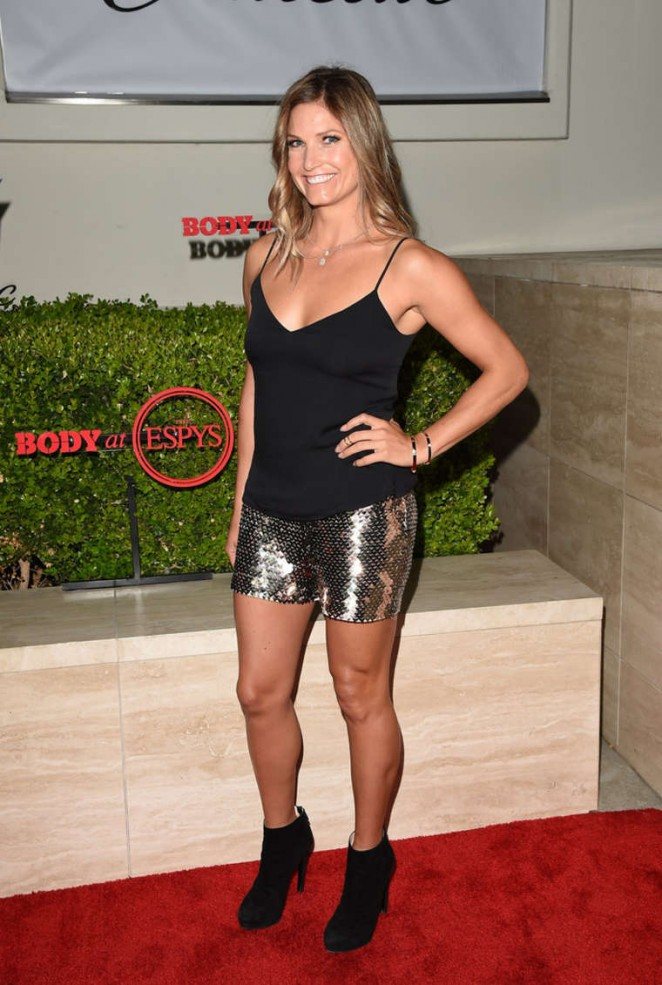 Julia Mancuso - BODY at ESPYs Party at Milk Studios in Hollywood