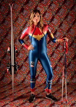 Julia Mancuso - Winter Olympics 2018 Portraits