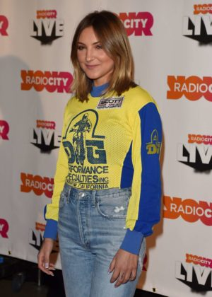 Julia Michaels - Radio City Christmas Live 2017 Gig in Liverpool