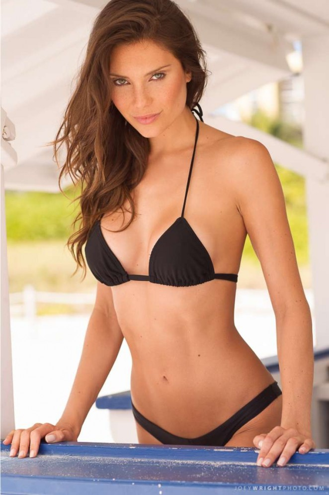 Julia Pereira - Bikini Photoshoot