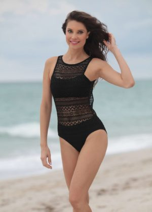 Julia Pereira - China Modlily and Liligal Swimwear Collection Worldwide Campaign