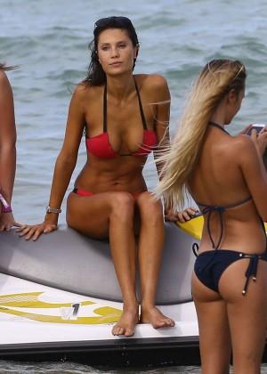 Julia Pereira Hot in Bikini -12