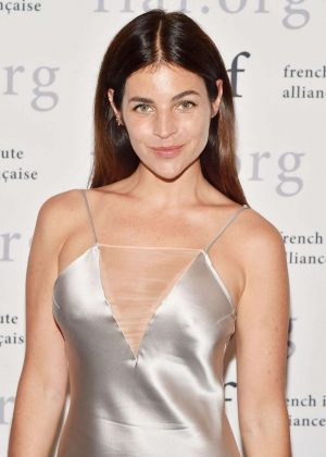 Julia Restoin - French Institute Allied Francaise Art De Vivre Award Gala in NY