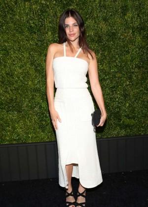 Julia Restoin Roitfeld - 2016 Chanel Tribeca Film Festival Artists Dinner in NY
