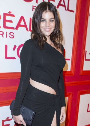 Julia Restoin Roitfeld - L'Oreal Red Obsession Party 2016 in Paris