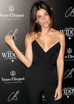 Julia Restoin-Roitfeld - The Veuve Clicquot Widow Series VIP launch party in London