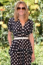 Julia Roberts - 2019 Veuve Clicquot Polo Classic in Los Angeles