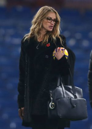 Julia Roberts at Stamford Bridge in London