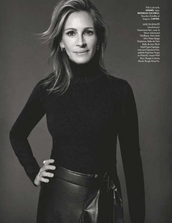 Julia Roberts - Elle France Magazine (December 2019)