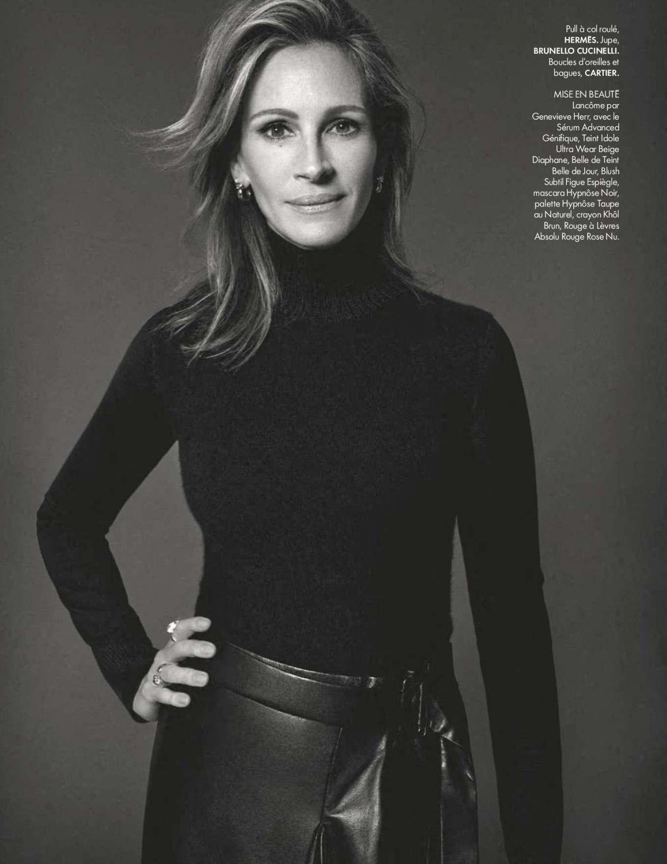 Julia Roberts - Elle France Magazine (December 2019)