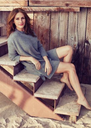 Julia Roberts - Elle France Magazine (May 2016)