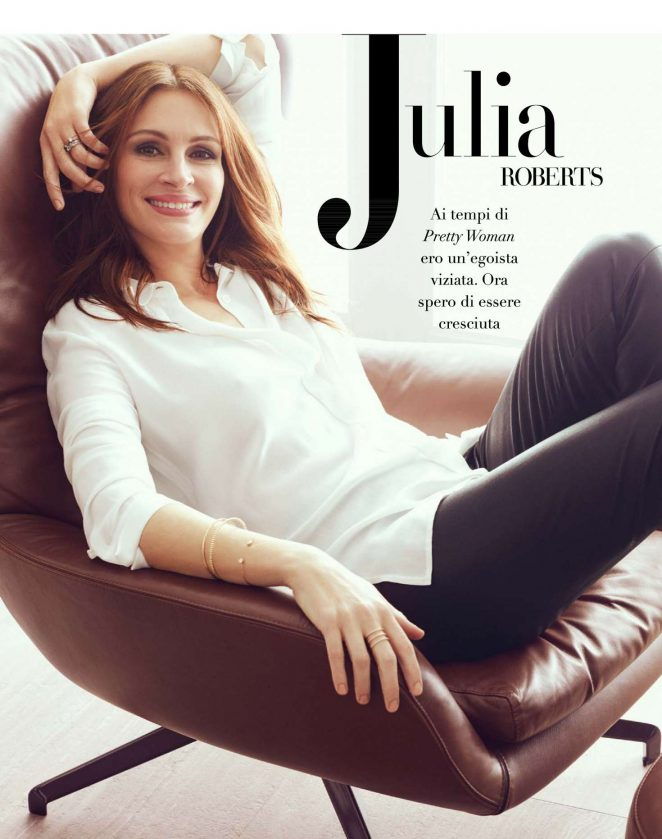 Julia Roberts - F N.2 Magazine (January 2018)
