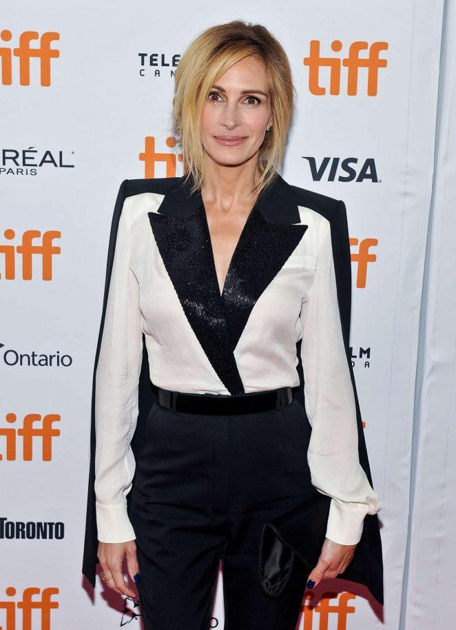 Julia Roberts - 'Homecoming' Premiere - 2018 Toronto Film Festival in Toronto