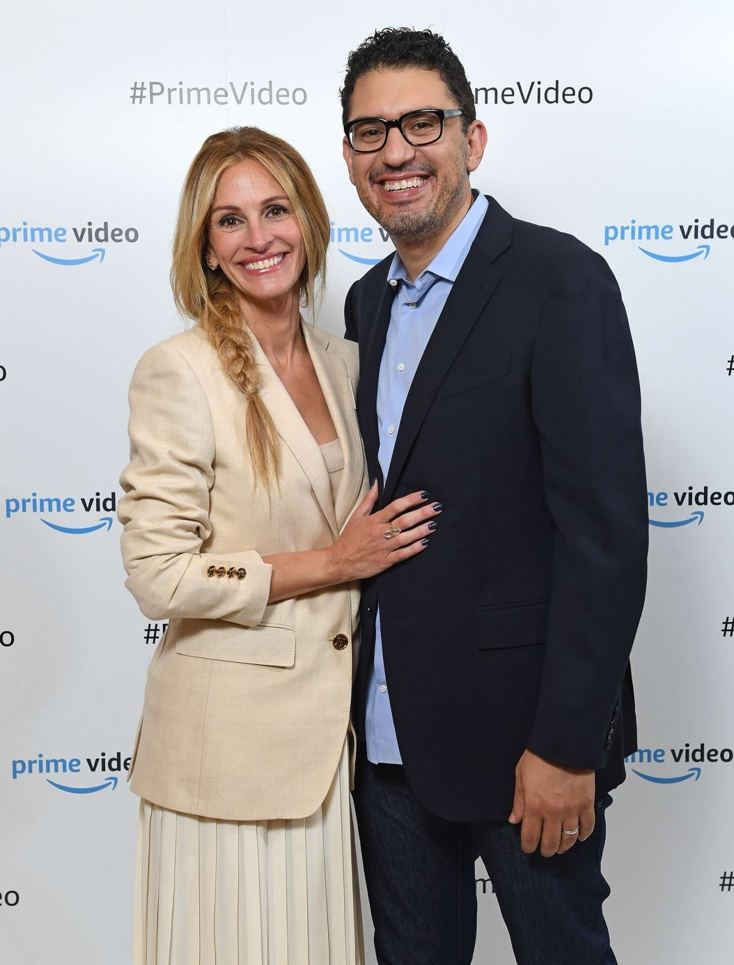 Julia Roberts - 'Homecoming' Promotion of Amazon Prime Video in London
