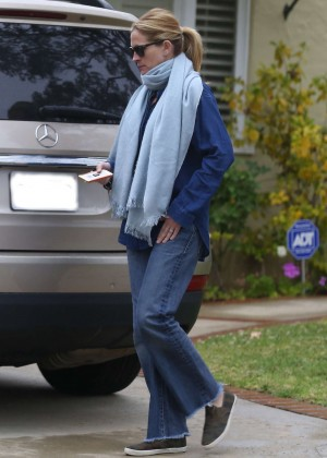 Julia Roberts - Out and about in LA
