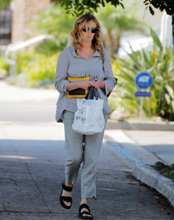 Julia Roberts out and about in Los Angeles