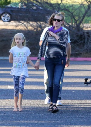Julia Roberts out and about in Malibu