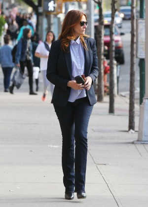 Julia Roberts - Out and about in NYC