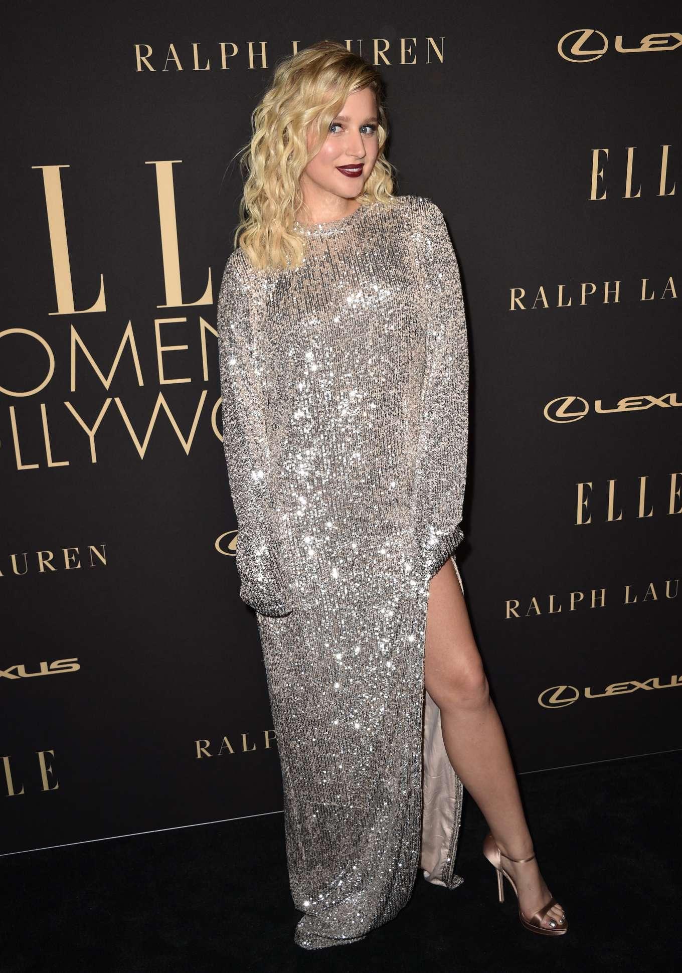 Julia Schlaepfer - ELLE's 26th Annual Women in Hollywood Celebration in LA