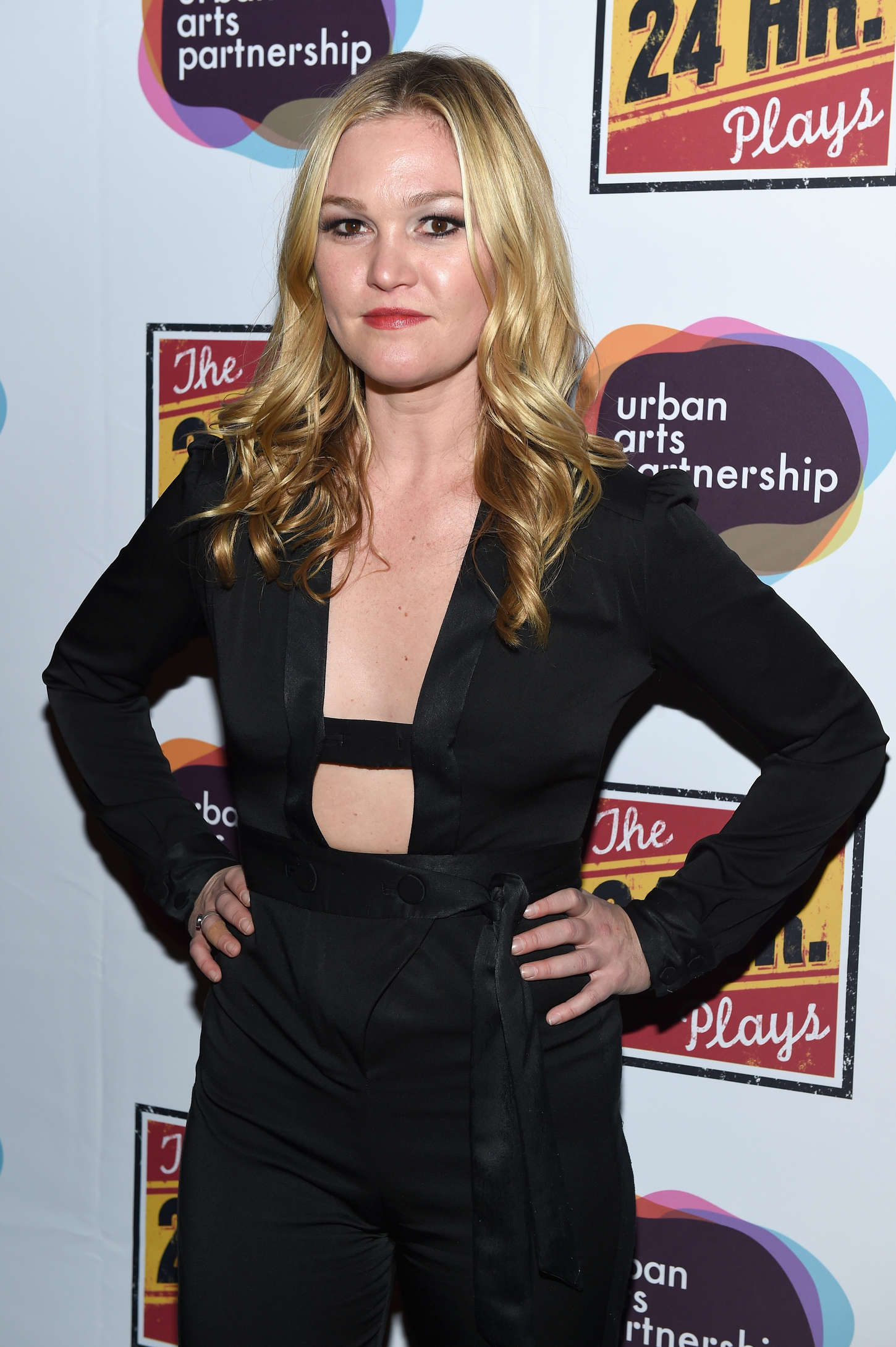 Julia Stiles - 24 Hour Plays On Broadway Gala After Party in NY