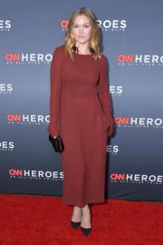 Julia Stiles - CNN Heroes 2019 in NYC