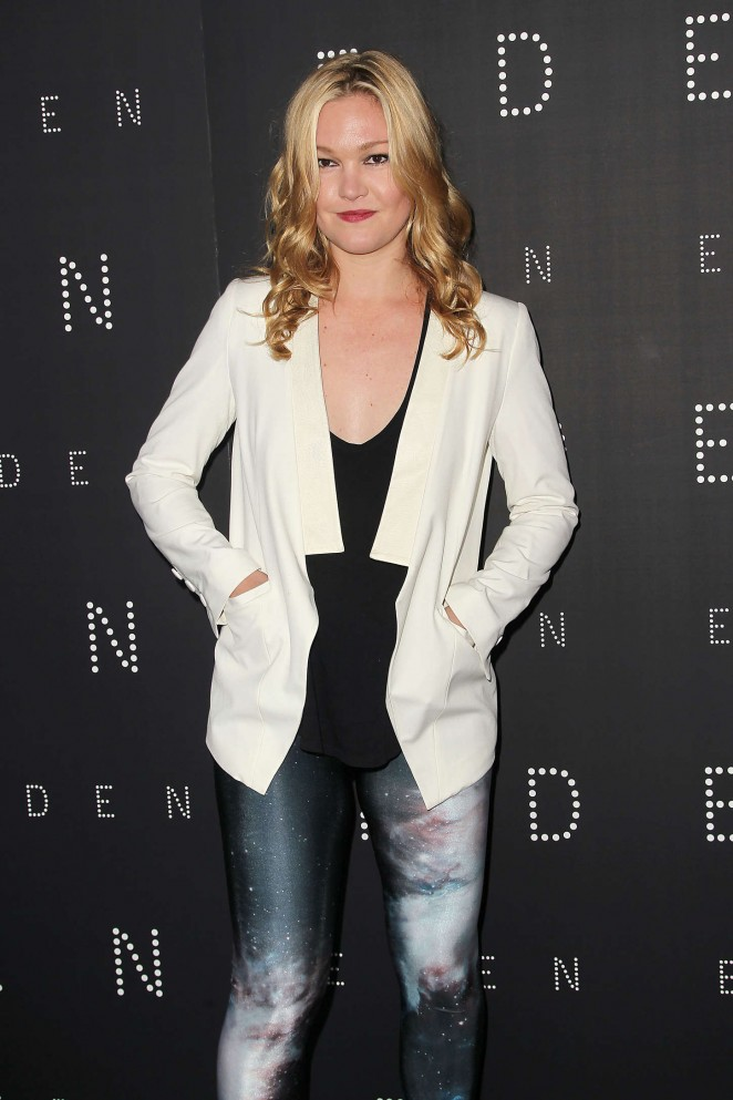 Julia Stiles - 'Eden' Premiere in NYC