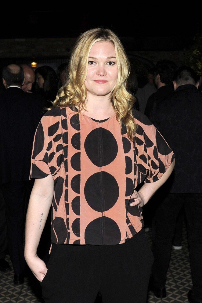 Julia Stiles - 'HAPPYish' Series Premiere in NYC