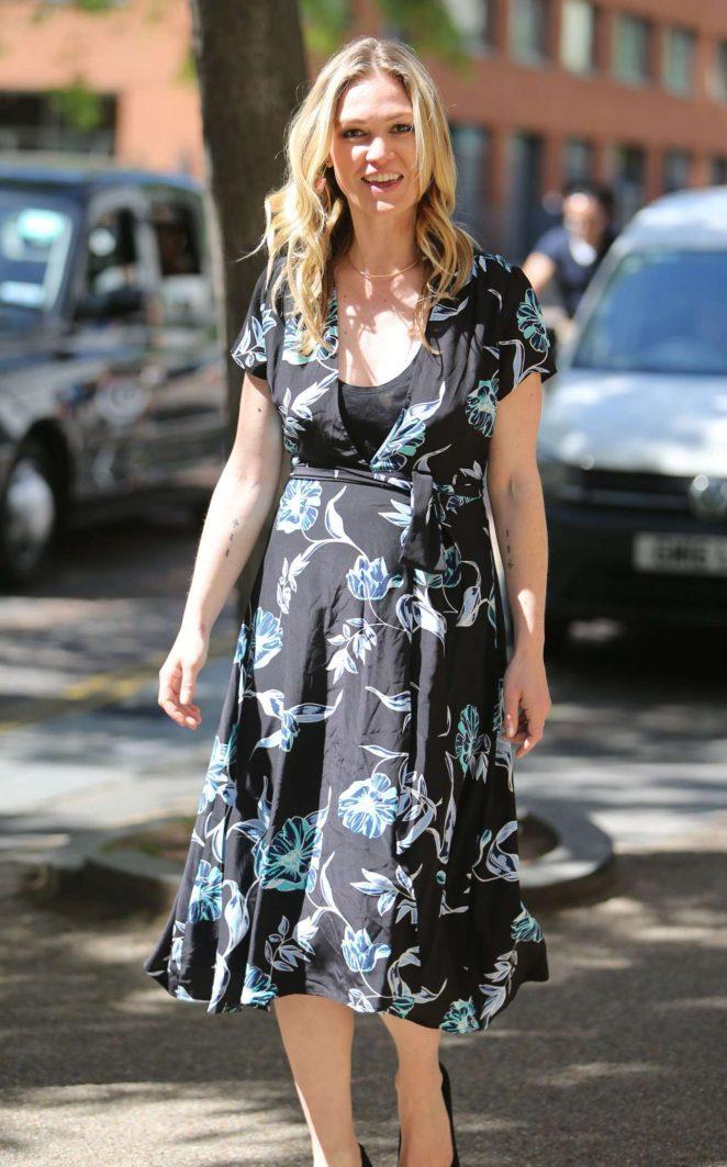 Julia Stiles – Leaves ITV Studios in London