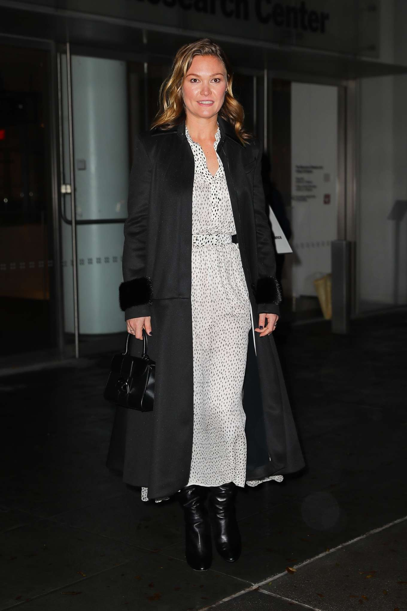 Julia Stiles 2019 : Julia Stiles – Leaving the Hustlers in New York-07