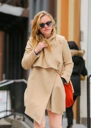 Julia Stiles: Out in NYC -11