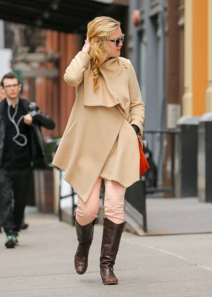 Julia Stiles: Out in NYC -13