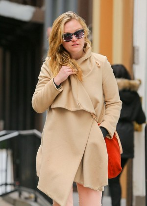 Julia Stiles: Out in NYC -16
