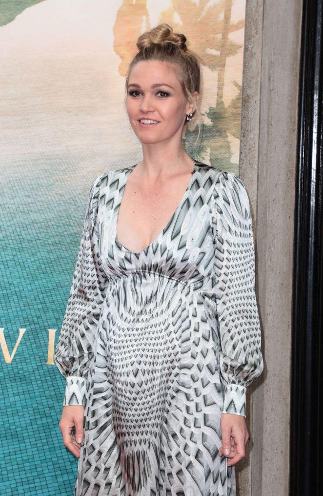 Julia Stiles – 'Riviera' Launch Event in London