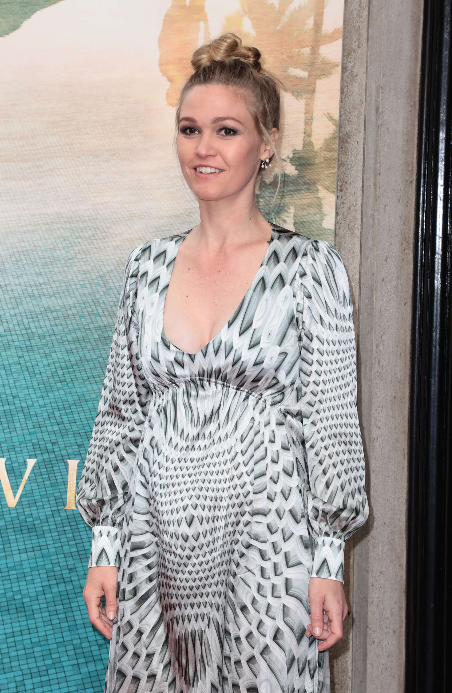Julia Stiles - 'Riviera' Launch Event in London