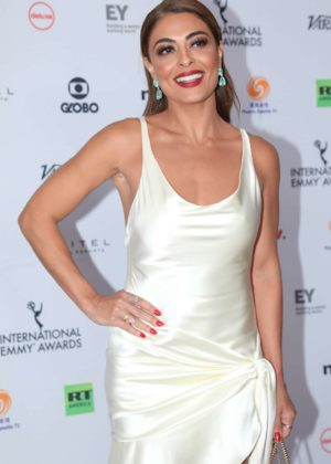 Juliana Paes - 45th International Emmy Awards in New York City