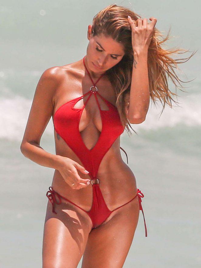 Juliana Proven - Bikini Photoshoot in Miami