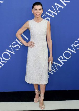 Julianna Margulies - 2018 CFDA Fashion Awards in Brooklyn