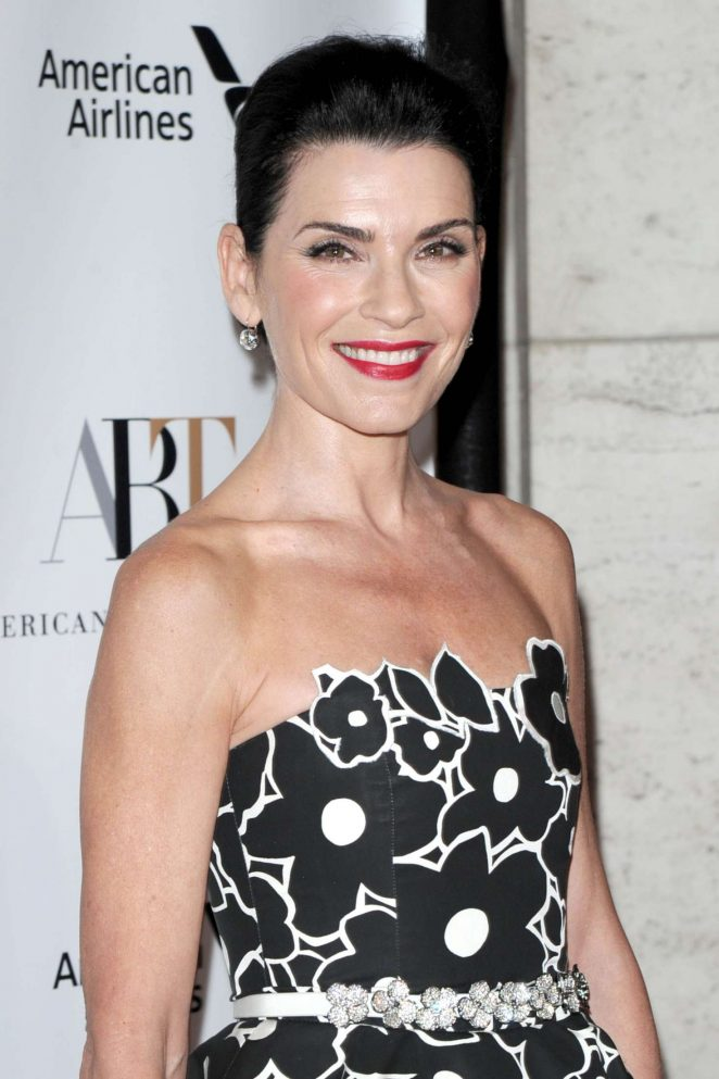Julianna Margulies - American Ballet Theater 2016 Fall Gala in New York