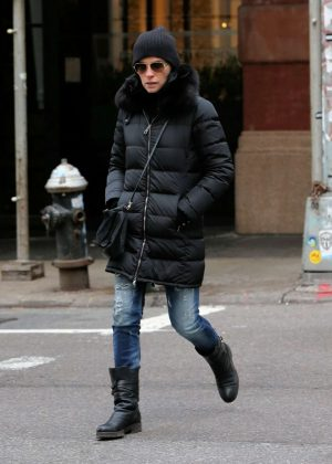 Julianna Margulies out and about in New York City