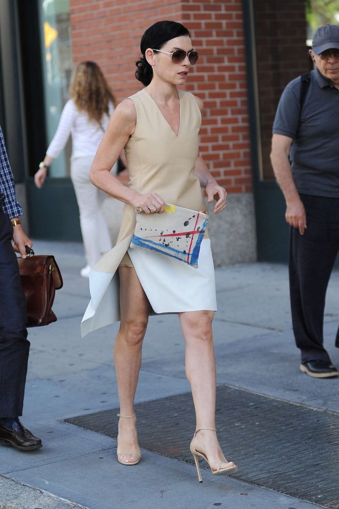 Julianna Margulies out in New York City -03