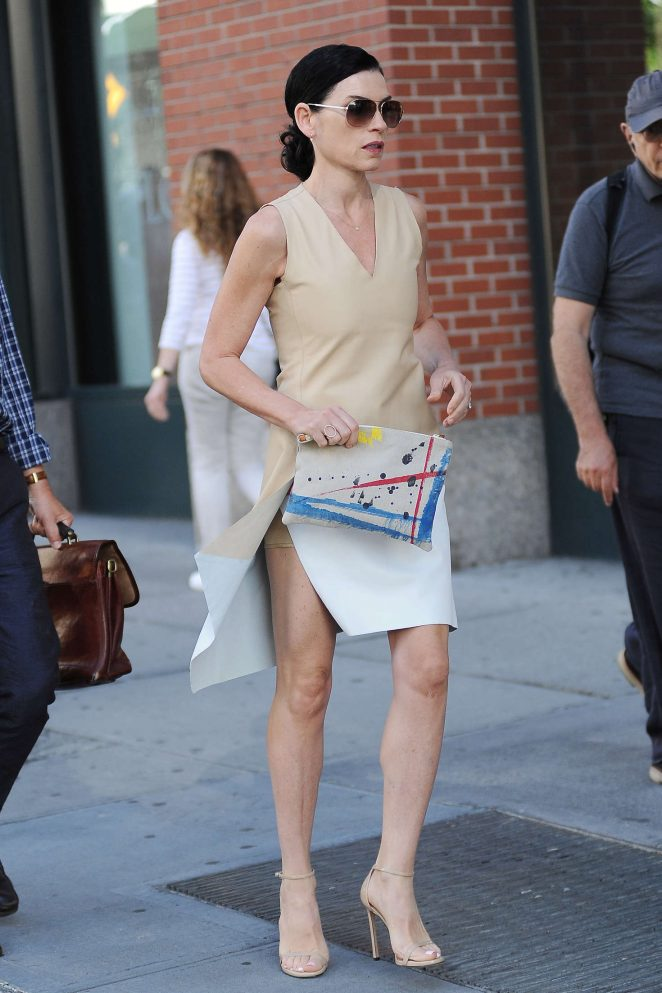 Julianna Margulies out in New York City -08