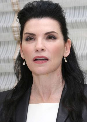 Julianna Margulies - Press Conference for Dietland in New York