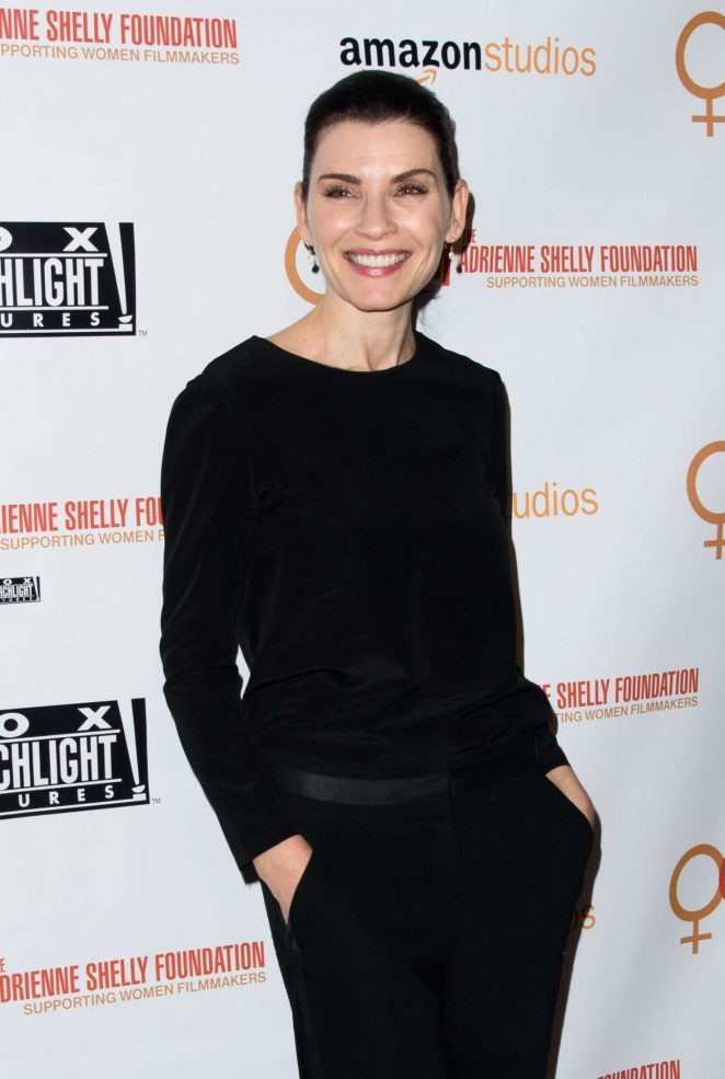 Julianna Margulies - The Adrienne Shelly Foundation 10th Anniversary Celebration in NYC