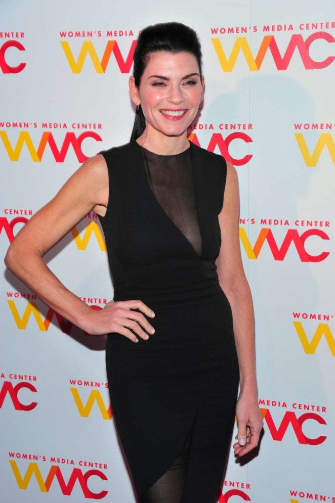 Julianna Margulies - Women's Media Center Awards 2017 in New York