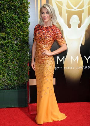 Julianne Hough - 2015 Creative Arts Emmy Awards in LA