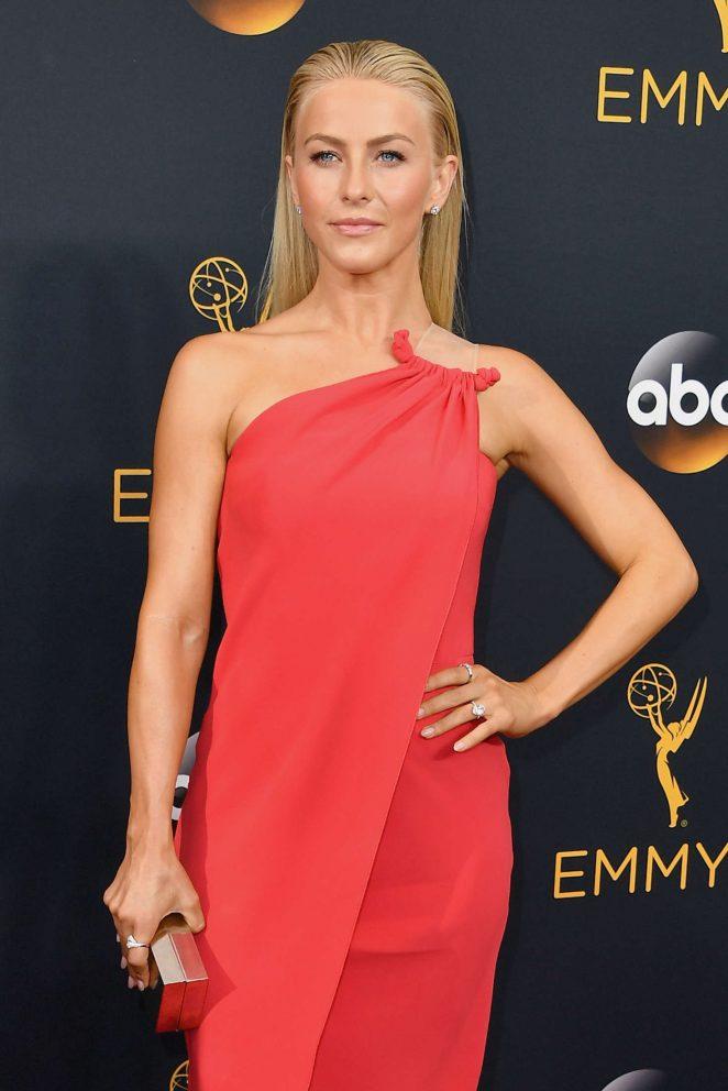 Julianne Hough – 2016 Emmy Awards in Los Angeles
