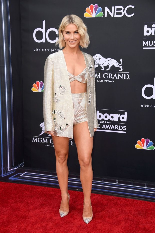 Julianne Hough - 2019 Billboard Music Awards at MGM Grand Garden Arena in Las Vegas