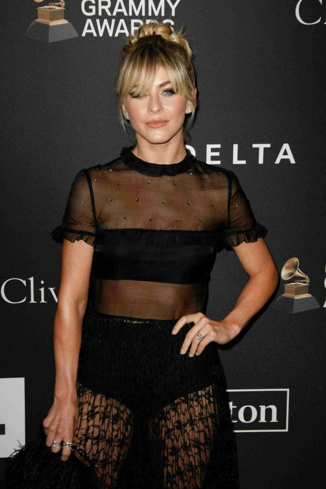 Julianne Hough – 2019 Recording Academy and Clive Davis Pre-GRAMMY Gala in LA