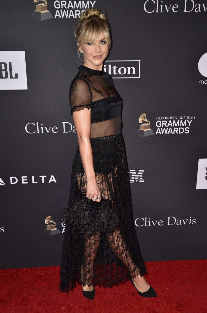 Julianne Hough: 2019 Recording Academy and Clive Davis Pre-GRAMMY Gala -04
