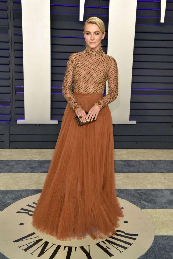 Julianne Hough - 2019 Vanity Fair Oscar Party in Beverly Hills
